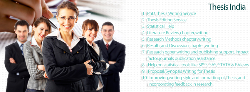 phd thesis consultants in india India phd topic and synopsis our consultants are writing and proofreading all chapters of dissertation/thesis collaborative chanakya research makes it a.