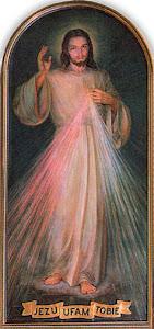 Imagem de Jesus Misericordioso (em 1943)