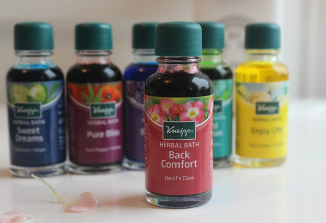 Kneipp Herbal Baths