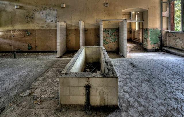 Beelitz-Heilstätten hospital donde estuvo Hitler