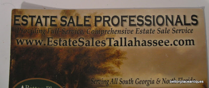 ESTATE SALE SERVICES