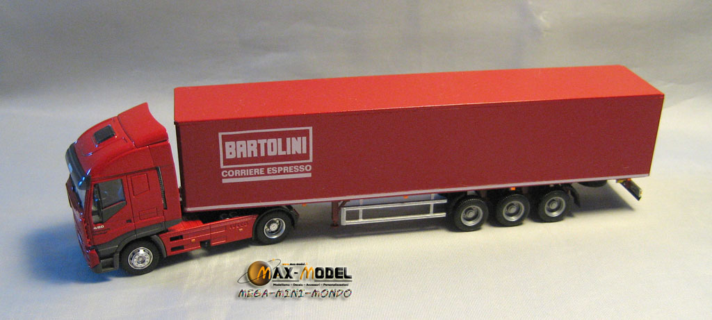 Iveco Stralis 500 Bartolini by Max-Model | Max-Model