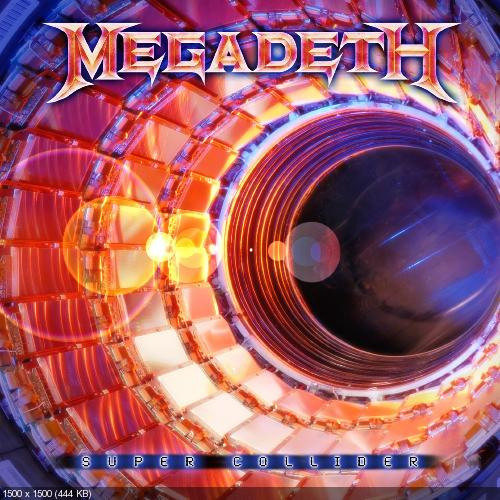 Baixar CD  Megadeth – Super Collider (2013)