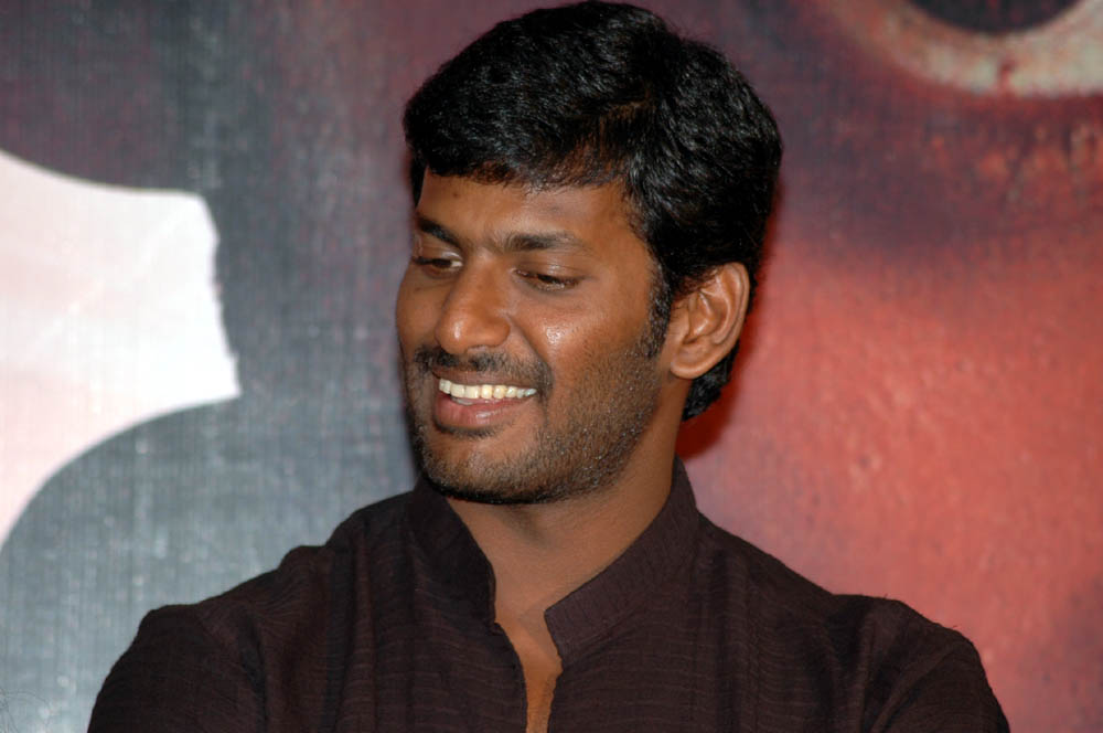 vishal s thanks giving for journalists