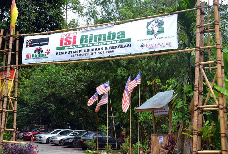 Rainforest Reggae Music Festival Kem Isi Rimba