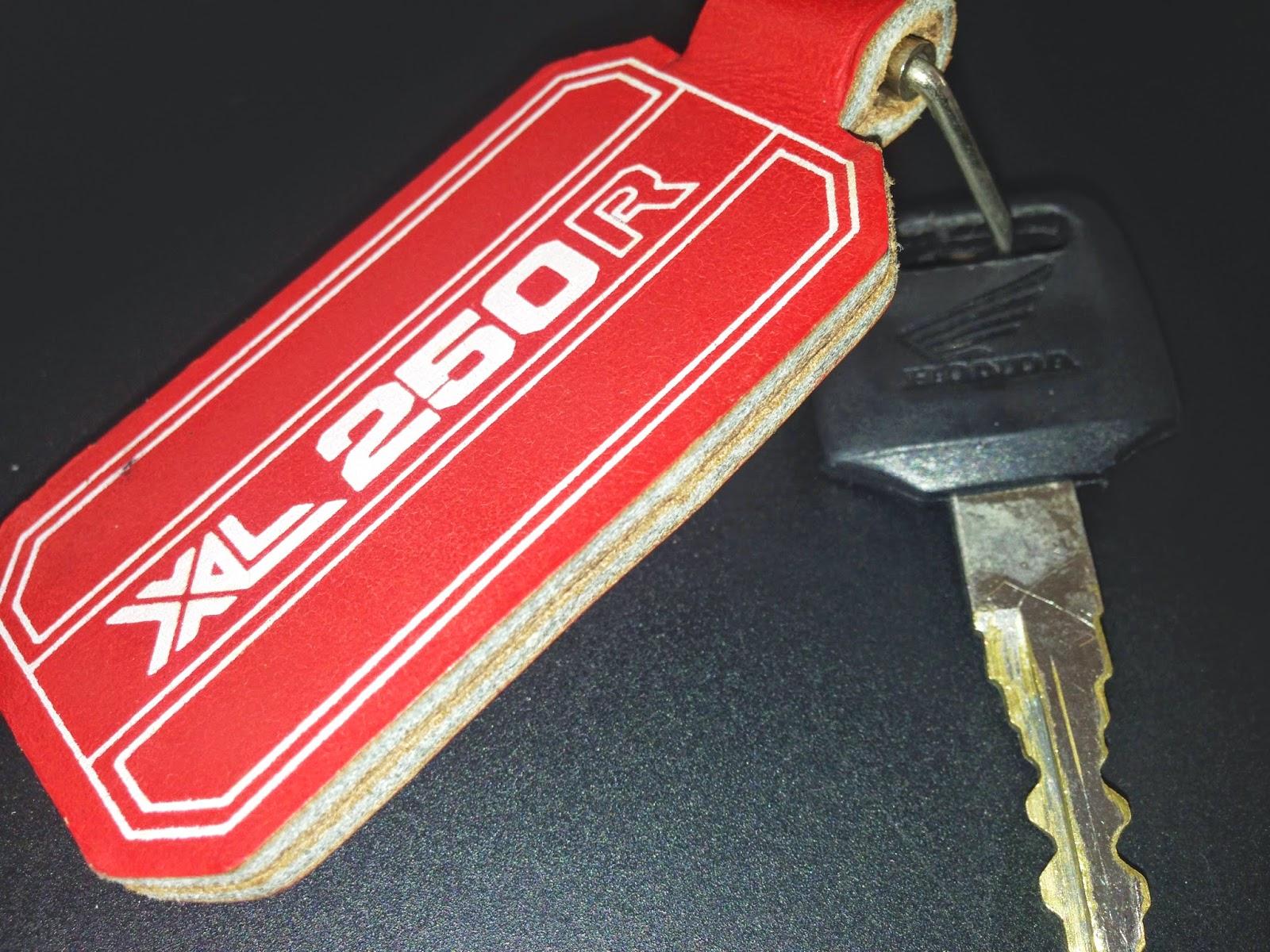 """chave%2Bxl250r - O """"ENXOVAL"""" DA MOTO"""