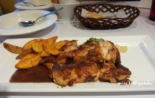 Cafe Cartel - Grilled Tender Chicken