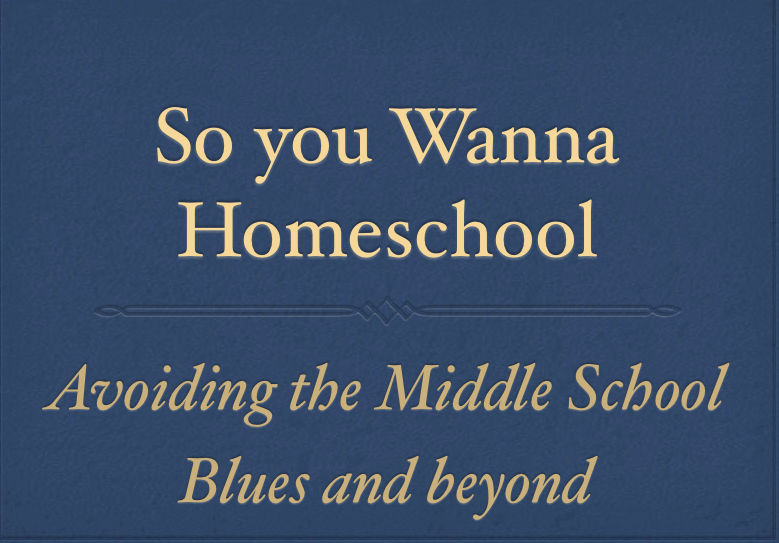 Online middle school options