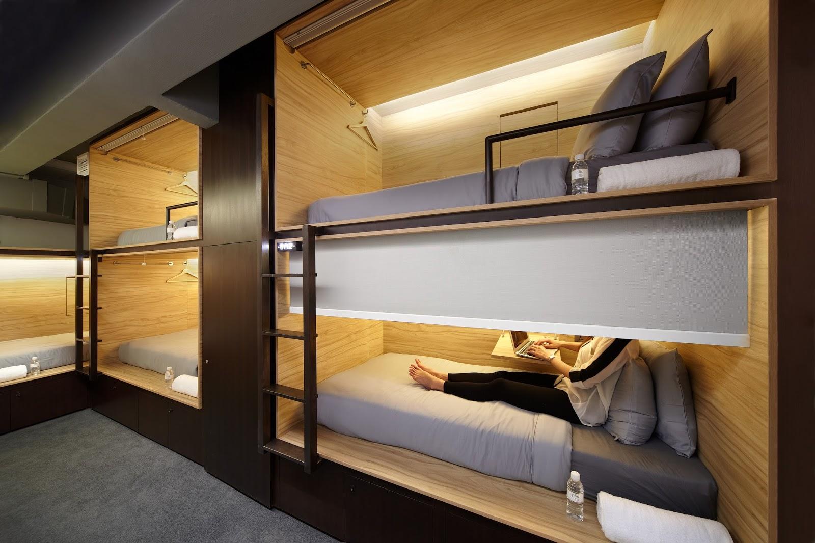 Female Hotel Rooms