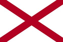 Alabama Bayrağı