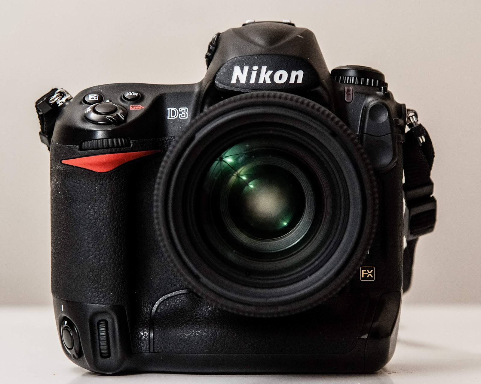 Better Family Photos: Nikon D3 First Impressions