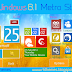 Windows8.1 Theme For Nokia Touch And Type Devices With Media player Skins