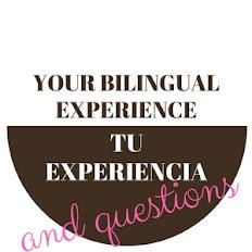 Otras familias hablando en inglés a sus hijos<br>Other families raising bilingual children
