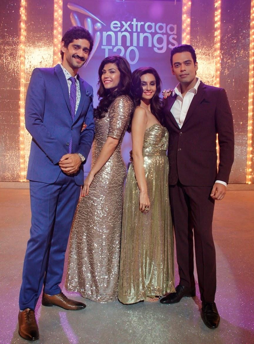 Archana & Shibani to Host Extraaa Innings T20 in IPL 2014 Along With Samir Kochhar and Gaurav Kapur