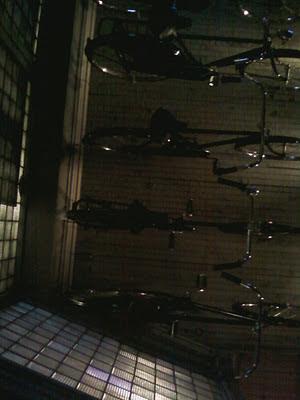 ceiling bikes