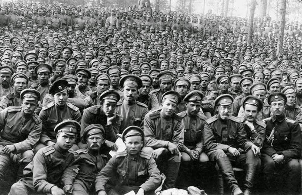 Забытые герои. Первая мировая война (1914-1917)