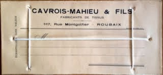 L'usine Cavrois-Mahieu & fils