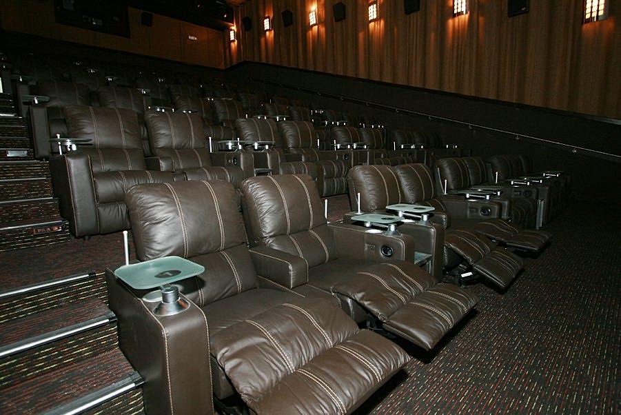 El centro comercial for Sala 4d cinepolis