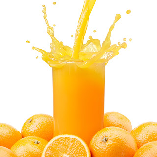 Freshly-squeezed juice