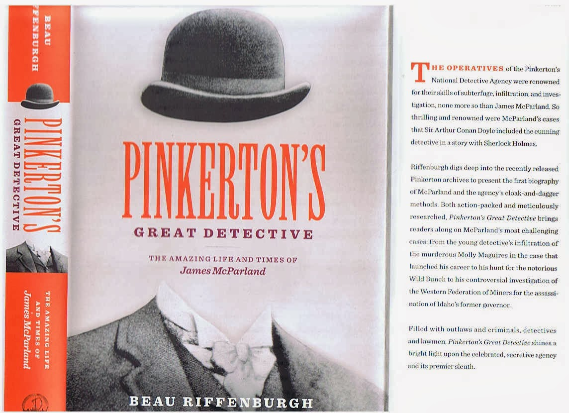 history of pinkerton detectives essay Allan j pinkerton was one of the most successful private detectives in the usa who successfully worked not only in his own private detective agency, which was the first one in the usa, but he also worked successfully at the public service, as the head of american intelligence during the civil war.