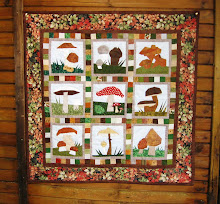 mein erster Hasenbach Challenge Quilt