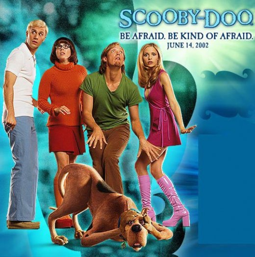 Scooby doo wallpaper scooby doo - Scoobidou film ...