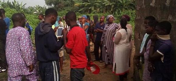 Photos: 6 Female Bodies Found In Lagos Canal