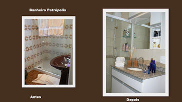 Banheiro Petrópolis