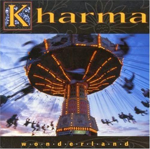Portada Kharma-Wonderland
