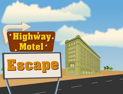 Highway motel escape 1001 juegos for Motel one wellness