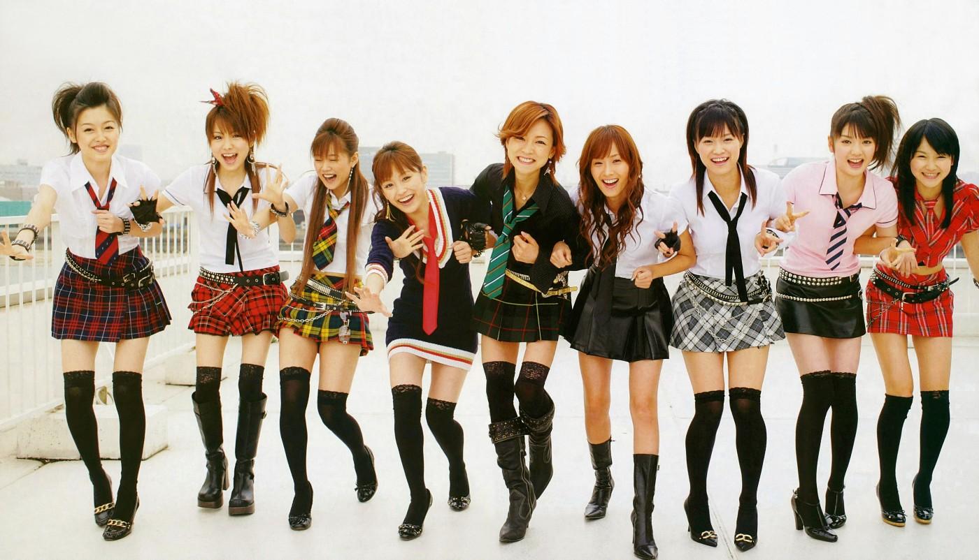 Morning Musume révèle le PV de Toki wo Koe Sora wo Koe