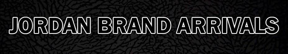 Jordan Brand Arrivals
