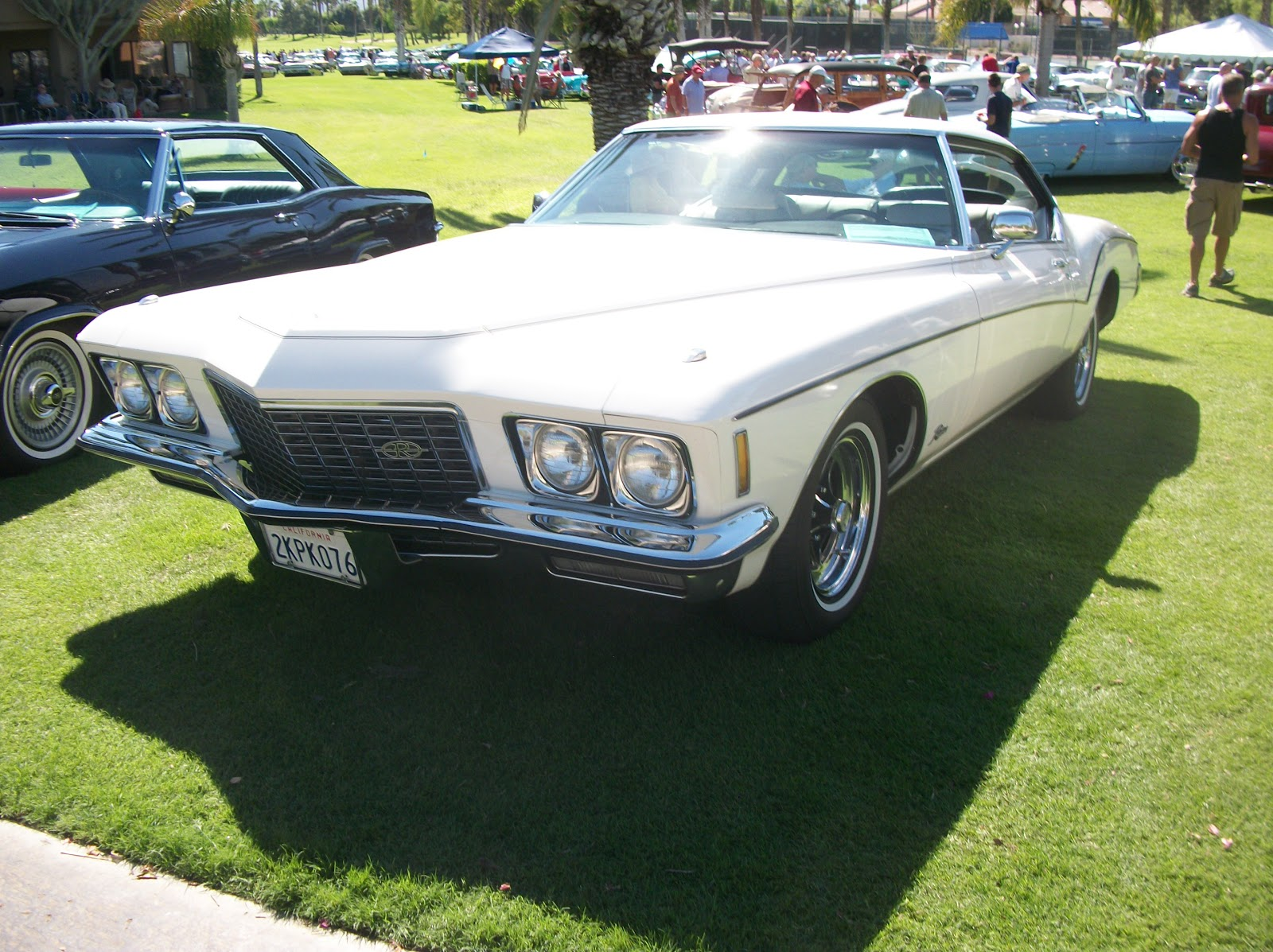 Reynolds Buick GMC Blog Buicks A Beauty At The Casual Concours - Palm springs car show