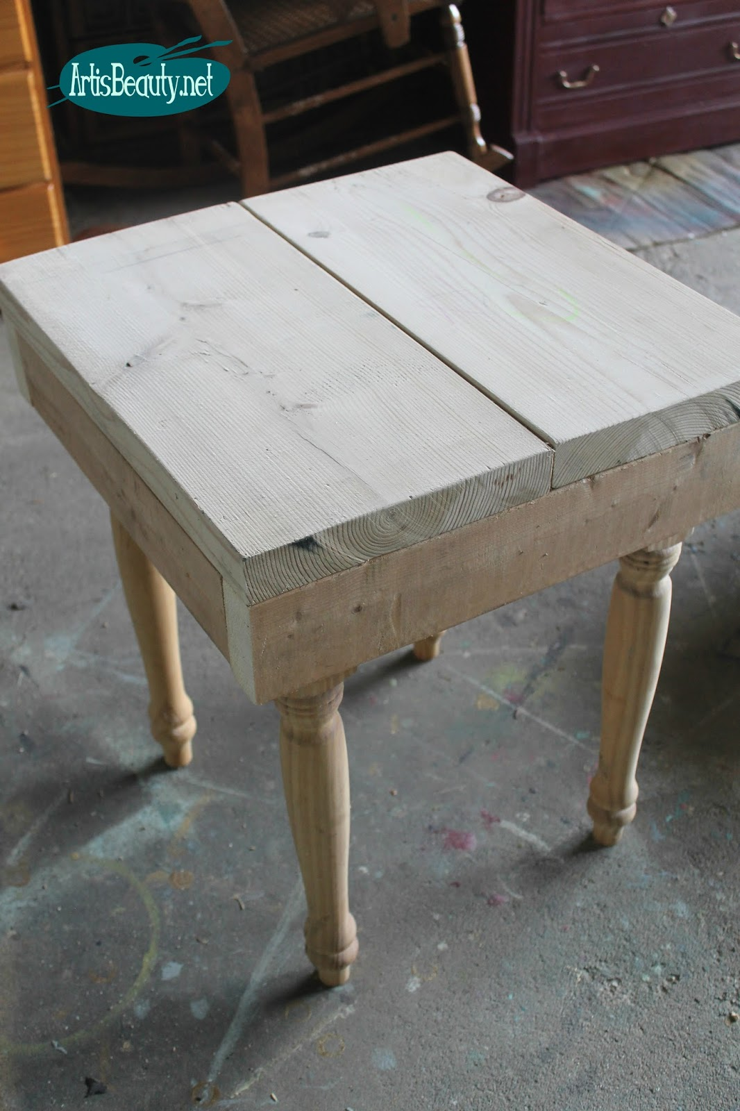 Diy industrial table - Custom Built Diy Industrial Table Using Rescued Materials