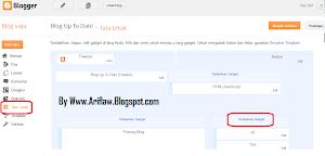 Cara Memasang Banner Flash Di Blog Dengan Mudah