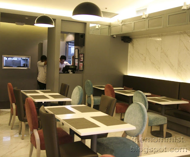 The Cake Club at Bonifacio High Street Central interior