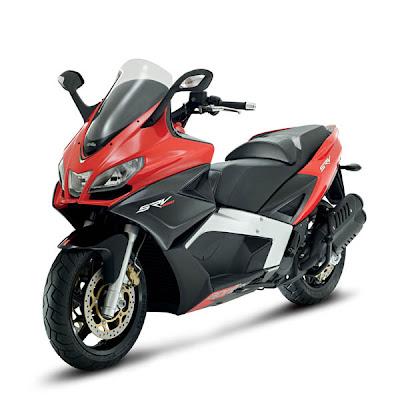 Aprilia SRV 850 scooter-2011