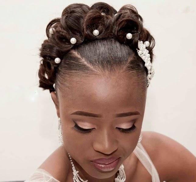 Peinados novias morenas