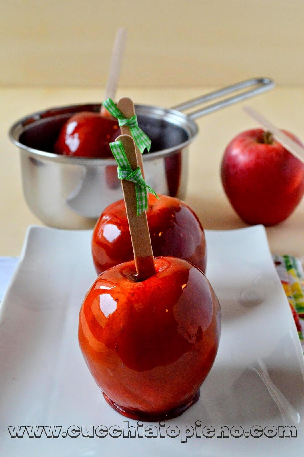 receita maçã do amor