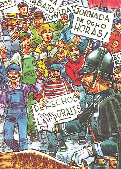 1 de mayo el dia de la clase trabajadora for Gimnasio 1 de mayo