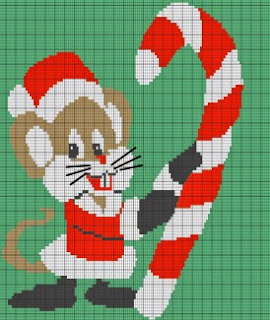 http://www.countrywomanmagazine.com/wp-content/uploads/2013/12/Merry-Mouse-Afghan-Chart.pdf