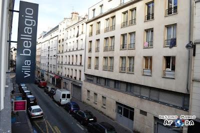 Hotel Villa Bellagio, em Paris