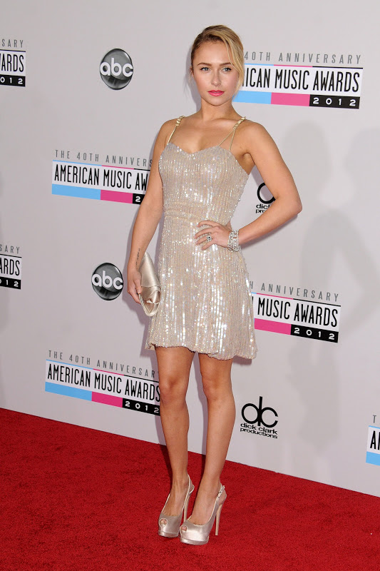 Hayden Panettiere – American Music Awards 2012