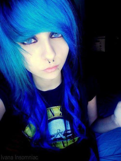 hair emo ivana insomniac