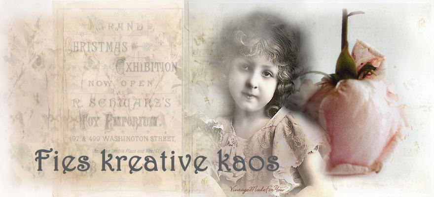 Fie's kreative kaos