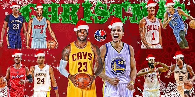 2015-16賽季 NBA聖誕大戰線上看