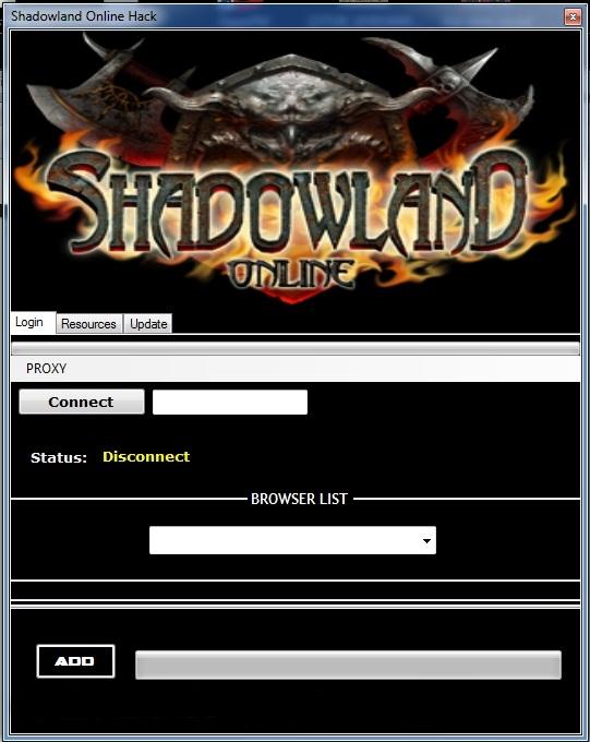 Shadowland Hack