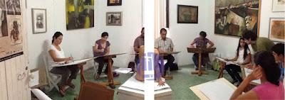 Taller Azul Colima invita a cursos