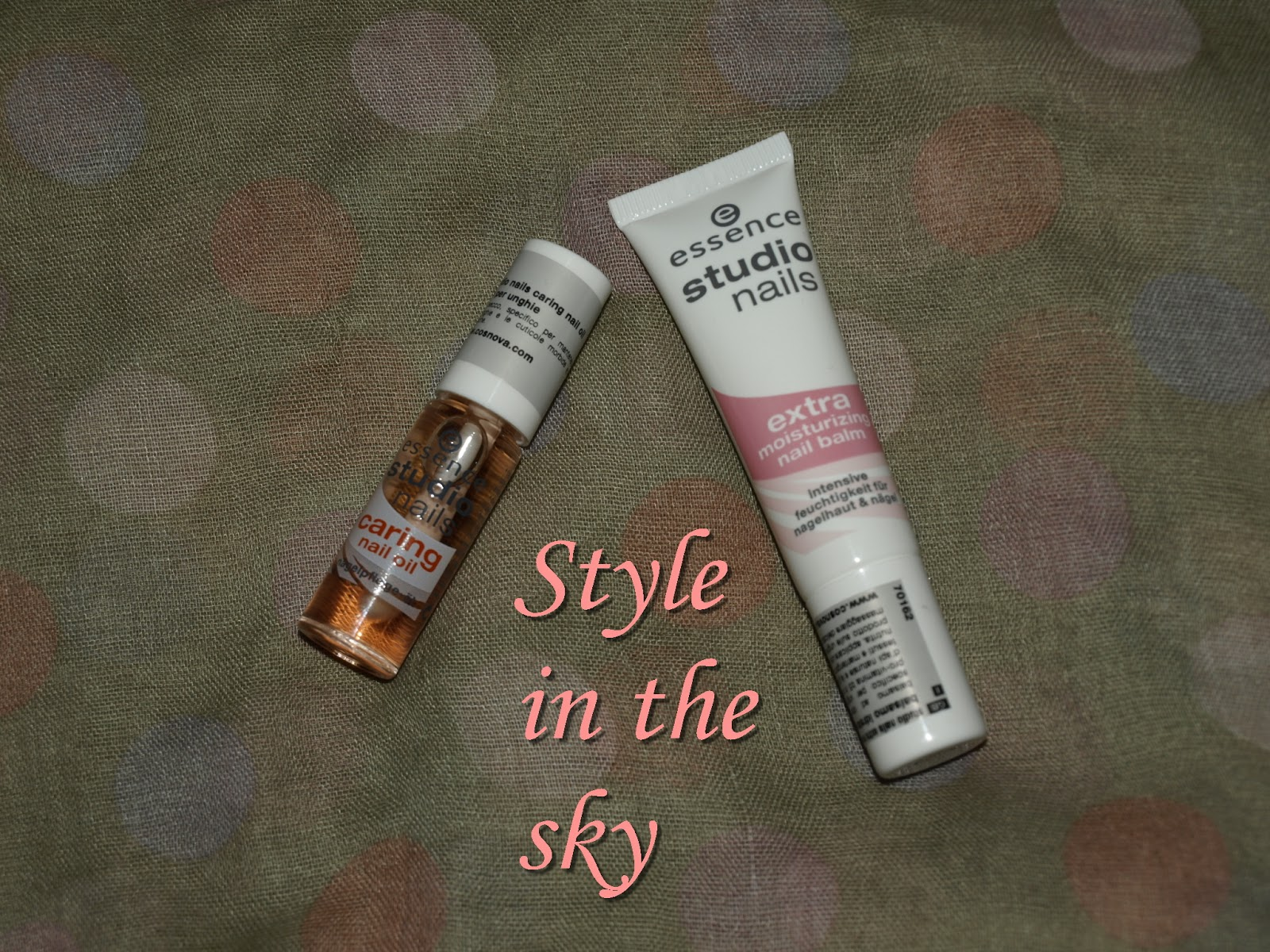 Style in the sky: Haul ESSENCE Part 1