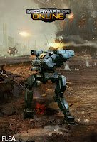 MechWarrior Online Flea